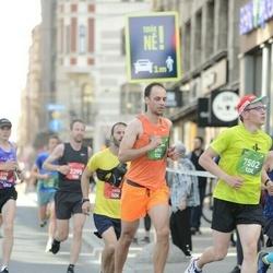 Tet Riga Marathon - Maksims Berjoza (6792), Aliaksandr Bahuk (7502)