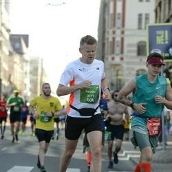 Tet Riga Marathon - Aliaksei Buyasau (342), Reinier Beltman (3117)