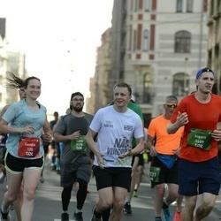 Tet Riga Marathon - Sandra Dervinika (120), Aigars Pusbārnieks (5689)