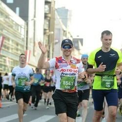 Tet Riga Marathon - Aleksandrs Lisickis (6863), Aleksejs Čiževskis (8541)