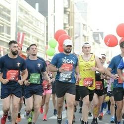 Tet Riga Marathon - Pedro Gonzalez Parra (1944), Gabriel Garcia Gonzalez (6176)