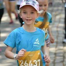 Tet Riga Marathon - Paul Frederick Dorairaj (24806), Estere Briča (26437)