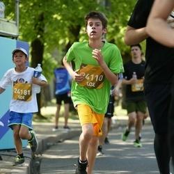 Tet Riga Marathon - Matīss Maščinskis (24110), Adrians Žitņikovs (24181)