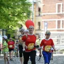 Tet Riga Marathon - Adrians Pitilevičs (19185), Inna Pitileviča (23478)