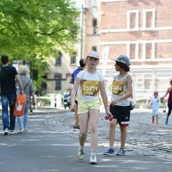 Tet Riga Marathon - Elza Sleņģe (25279), Robins Nelsons Danns (25284)
