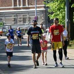 Tet Riga Marathon - Madara Skujiņa (24961), Reina Grūbe (25009), Ernests Ritovs (25029)