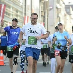 Tet Riga Marathon - Gavin Davies (4618)