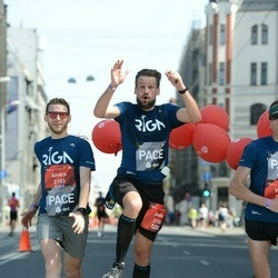 Tet Riga Marathon - Andis Geste (2150), Ainārs Kumpiņš (2153)
