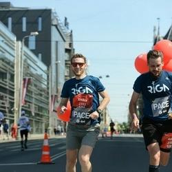 Tet Riga Marathon - Ainārs Kumpiņš (2153)