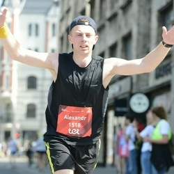 Tet Riga Marathon - Alexandr Pozharenko (1518)