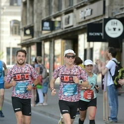 Tet Riga Marathon - Adrian Casla (9900), Gundars Zelcs (11946)