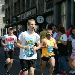 Tet Riga Marathon - Mārtiņš Gūža (14823), Ainars Matisons (15950)
