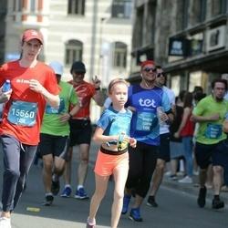 Tet Riga Marathon - Evelīna Misāne (9708), Sandis Bērziņš (15560)