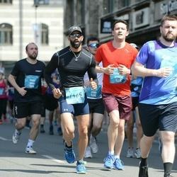 Tet Riga Marathon - Gints Eihmans (9846), Oleksandr Korob (12878), Amit Endarporker (14163)