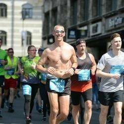 Tet Riga Marathon - Uri Olshtein (9975), Ainārs Bērziņš (11752)