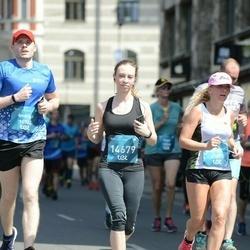 Tet Riga Marathon - Andrejs Dudovičs (10762), Olga Rupeika (11809), Alisa Kostenko (14679)