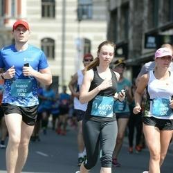 Tet Riga Marathon - Andrejs Dudovičs (10762), Alisa Kostenko (14679)