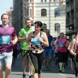 Tet Riga Marathon - Agnese Vilemsone (10297), Irīna Jēkabsone (13464)