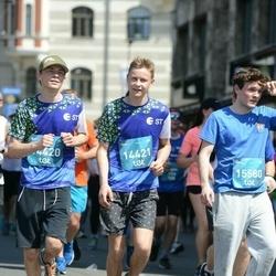 Tet Riga Marathon - Leo Vītols (14420), Nils Vītols (14421), Germans Poļakovs (15580)
