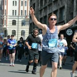 Tet Riga Marathon - Emīls Jakrins (13197), Jānis Salmiņš (13420)