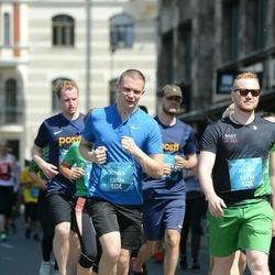 Tet Riga Marathon - Jēkabs Placēns (10196), Ainārs Builis (13024)