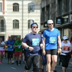 Tet Riga Marathon - Olafs Kauliņš (15335), Alexey Shnyakin (16028)