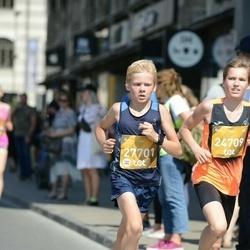 Tet Riga Marathon - Gustavs Auziņš (24709), Emīls-Matiass Reinfelds (27701)