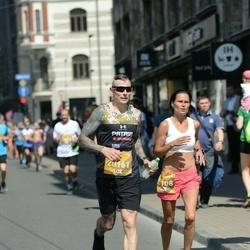 Tet Riga Marathon - Alīna Djačoka (20108), Darja Damroze (20161)