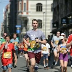 Tet Riga Marathon - Agris Melko (19721), Kristaps Muļukovs (20929)