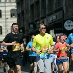 Tet Riga Marathon - Ernests Alks (19463), Jānis Beķers (19493)