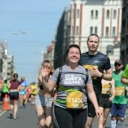 Tet Riga Marathon - Anna Golovuskina (21424)
