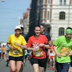 Tet Riga Marathon - Aina Sivko (18010), Wendela Haringhuizen (21534)