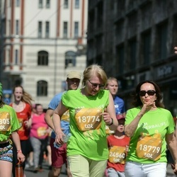 Tet Riga Marathon - Svetlana Kornejeva (18774), Alevtina Nurbegjana (18779)