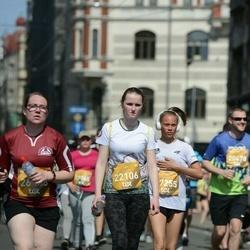 Tet Riga Marathon - Veronika Ivanova (22106), Alise Kaņepe (27255)