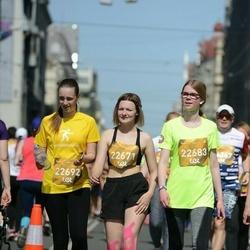 Tet Riga Marathon - Annija Brahmane (22671), Sintija Studente (22683), Linda Mežule (22692)