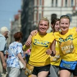 Tet Riga Marathon - Agita Briede (23976), Renata Arhipova (23991)
