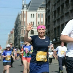 Tet Riga Marathon - Agnese Klētniece (24001)