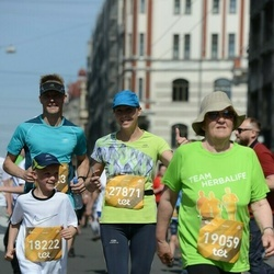 Tet Riga Marathon - Alvar Keikko (18222), Tea Keikko (27871)