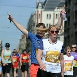 Tet Riga Marathon - Agnese Kaužēna (23546)