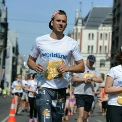 Tet Riga Marathon - Andris Slišāns (23129)