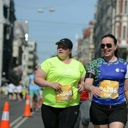 Tet Riga Marathon - Ginta Martinsone (24286), Jurita Agneta Matuseviča (24888)