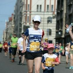 Tet Riga Marathon - Evelina Kurašova (26250), Irina Kurašova (26262)