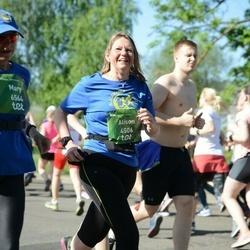 Tet Riga Marathon - Alison Jeffs (4506)