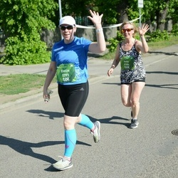 Tet Riga Marathon - Evelin Rõuk (5791), Inita Kalnina (7184)