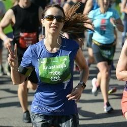 Tet Riga Marathon - Anastasija Oļeiņika (7206)
