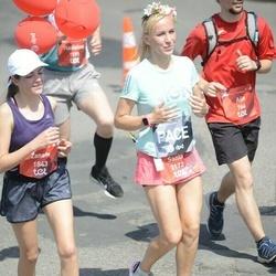Tet Riga Marathon - Aija Melezere (766), Santa Birģele (2172)