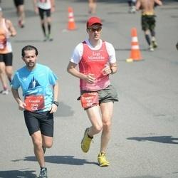 Tet Riga Marathon - Aigars Cibuļskis (759), Claudio Caputo (1840)