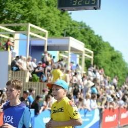 Tet Riga Marathon - Emīls Salzemnieks (21430), Emīls Krūmiņš (22919)