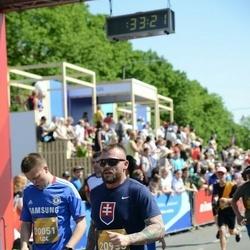 Tet Riga Marathon - Sintija Trafimoviča (20051), Adrián Petráň (20933)
