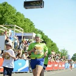 Tet Riga Marathon - Nataļja Sošņikova (19038), Ernests Štekerhofs (21030)